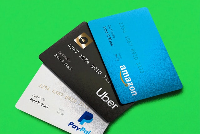 PayPalカード